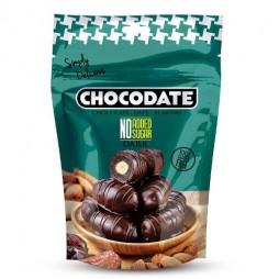 Финики в шоколаде - без сахара (100г)