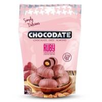 Финики в шоколаде - рубиновый шоколад (250г)