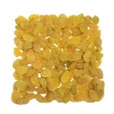 Изюм желтый